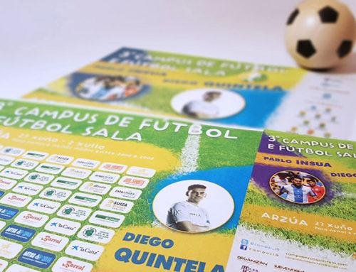 Campus de Fútbol e Fútbol Sala Insua-Quintela