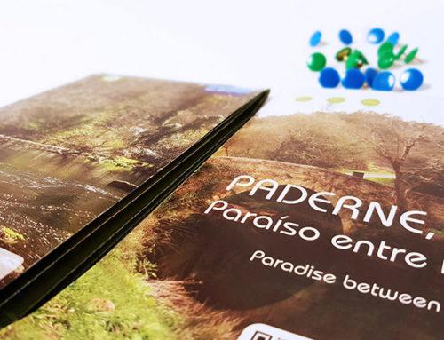 Campaña promoción turística concello de Paderne