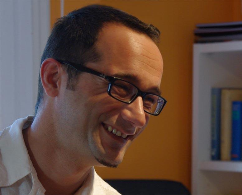 Ramón Roldán, consultor de comunicación